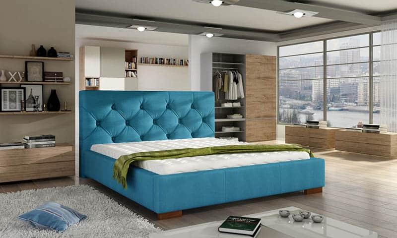 Luxusná manželská posteľ Ellington