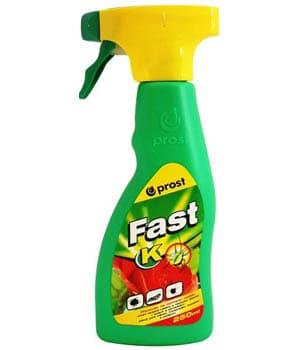 Hnojivo Prost Fast K - izbové rastliny