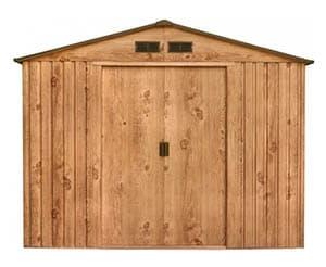 Záhradný domček na náradie - drevené stavby