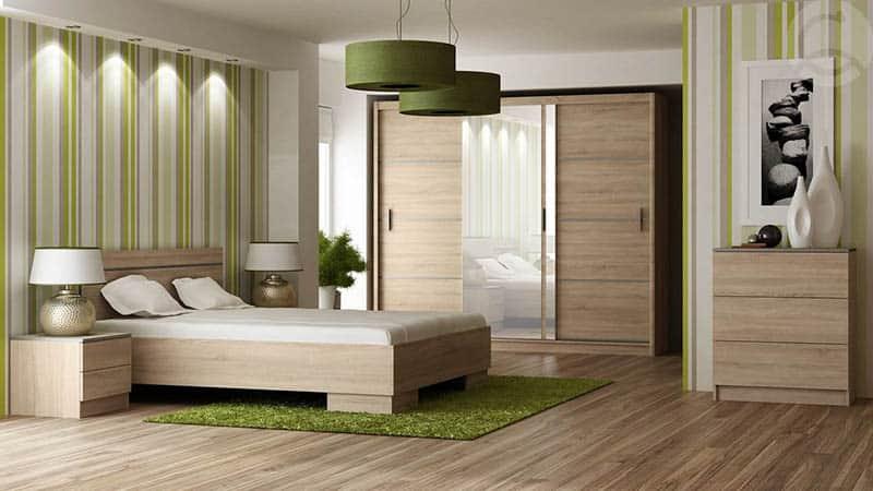 Spálňa Vista