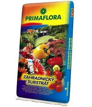 Záhradnícky substrát - chryzantémy