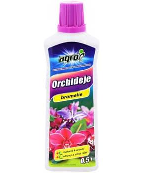 Tekuté hnojivo - orchidey