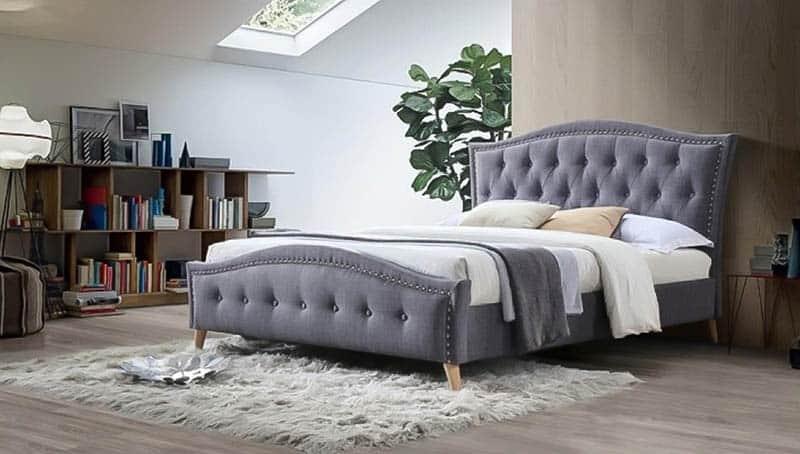 Pohodlná manželská posteľ Giovana