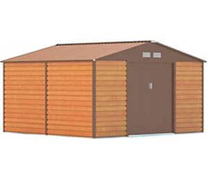 Záhradný domček - drevené stavby