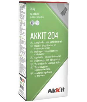 Samonivelačná podlahová hmota Akkit 201 krivá podlaha