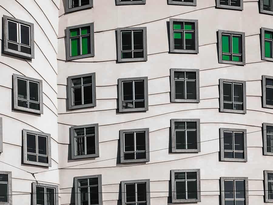 Architektúra Praha