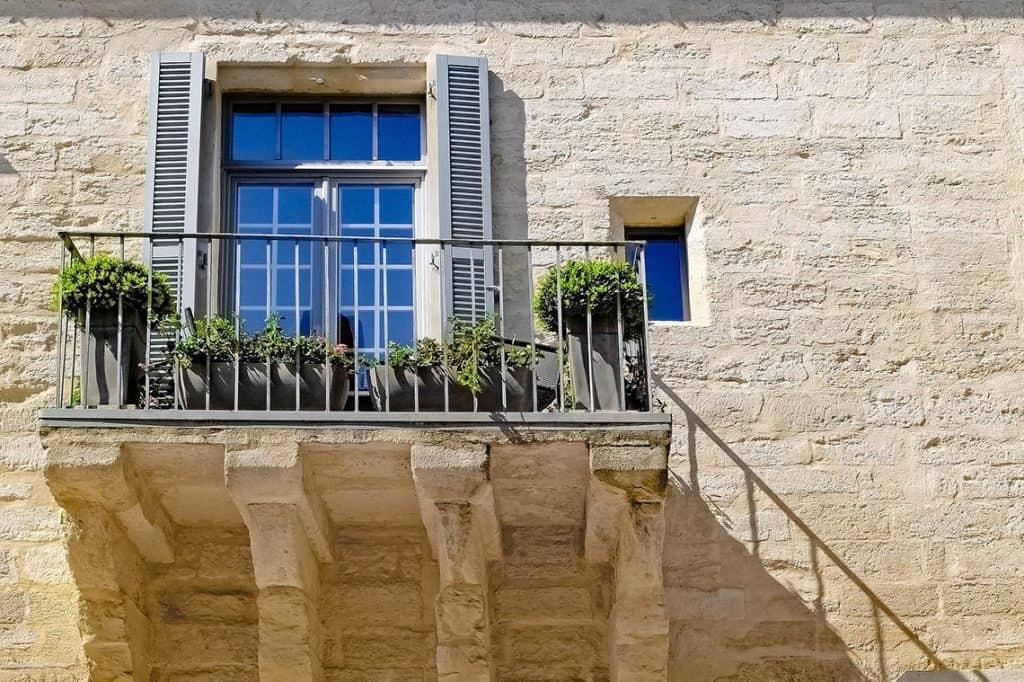 Ako si skrášliť balkón
