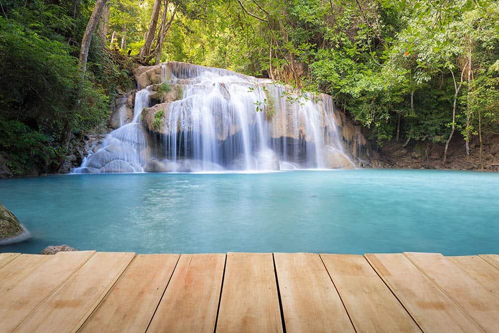 Prírodný vodopád