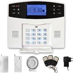 Bezdrôtový alarm iGet Security M2B - ochrana rodinného domu