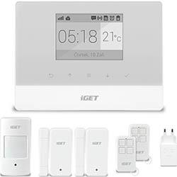 Bezdrôtový alarm iGet Security M3 - ochrana rodinného domu