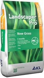Hnojivo na trávnik Landscaper Pro New Grass - starostlivosť o trávnik