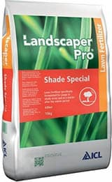 Hnojivo na trávnik Landscaper Pro Shade Special - starostlivosť o trávnik