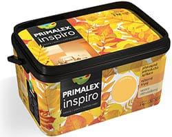 Primalex inspiro indická kurkuma - farebné kombinácie v interiéri