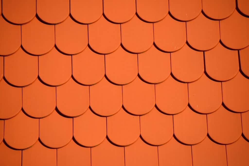 Strešná krytina oranžová