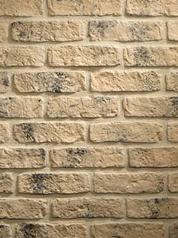 Tehlový obklad KRX Klasik F04 - stena z tehál a tehlové obklady