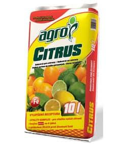 Agro substrát