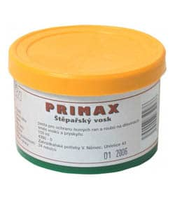 Agrobio - štepársky vosk broskyne a marhule