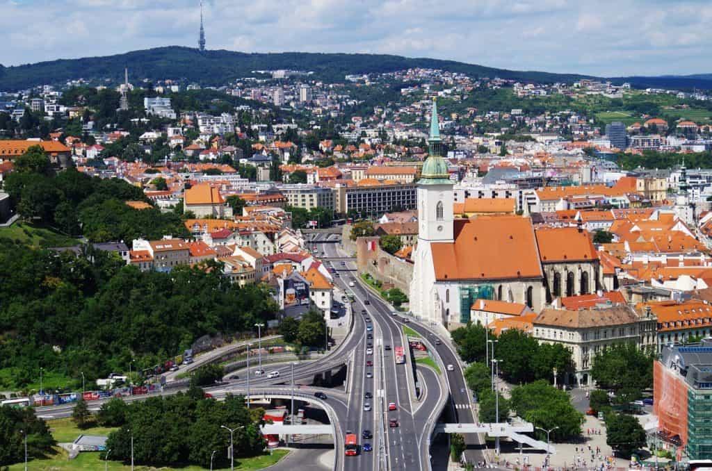 Nehnuteľnosti v Bratislave
