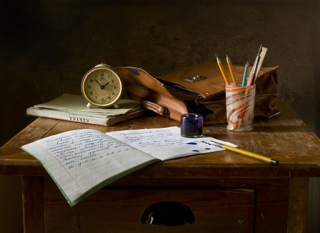 Písacie potreby
