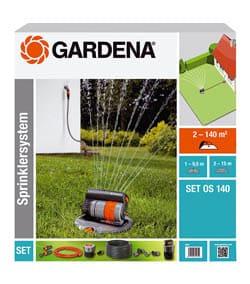 Zavlažovací systém Gardena sada