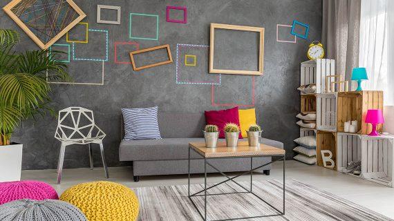 V akých interiérových štýloch sa zariaďujú moderné obývačky