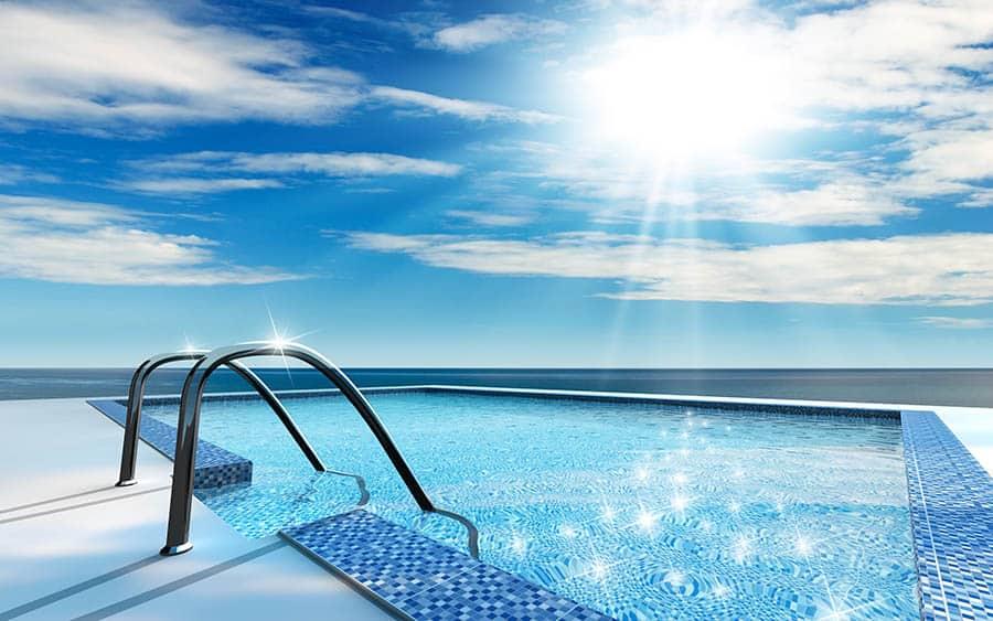 Plavecké nadzemné bazény
