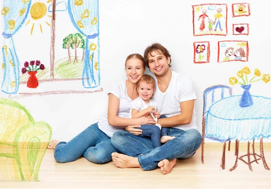 Rodina - hypotéka pre mladých