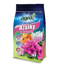 Agro hnojivo pre azalky