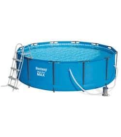 Bestway Steel Pro - príprava bazénu na leto