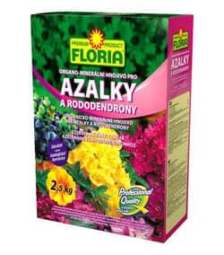 Floria hnojivo pre azalky