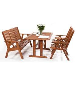Garland - záhradné sedenie