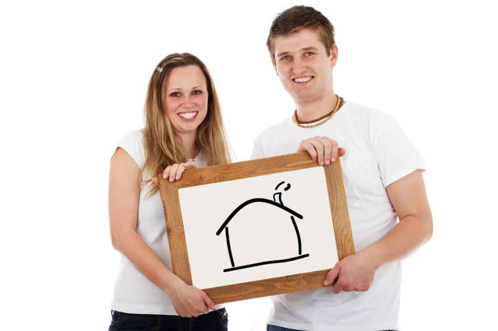 Získanie hypotéky - mladý pár