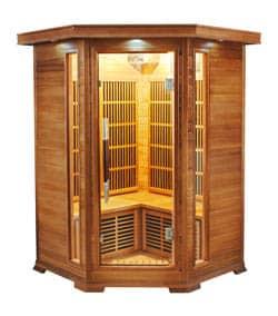 Infra-sauna France Luxe