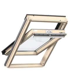 Velux GZL 1051 - strešné okno a prestavba podkrovia