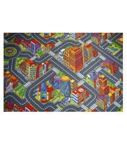 Detský koberec - dekorácie do detskej izby