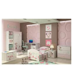 Dievčenská izba Disney Minnie