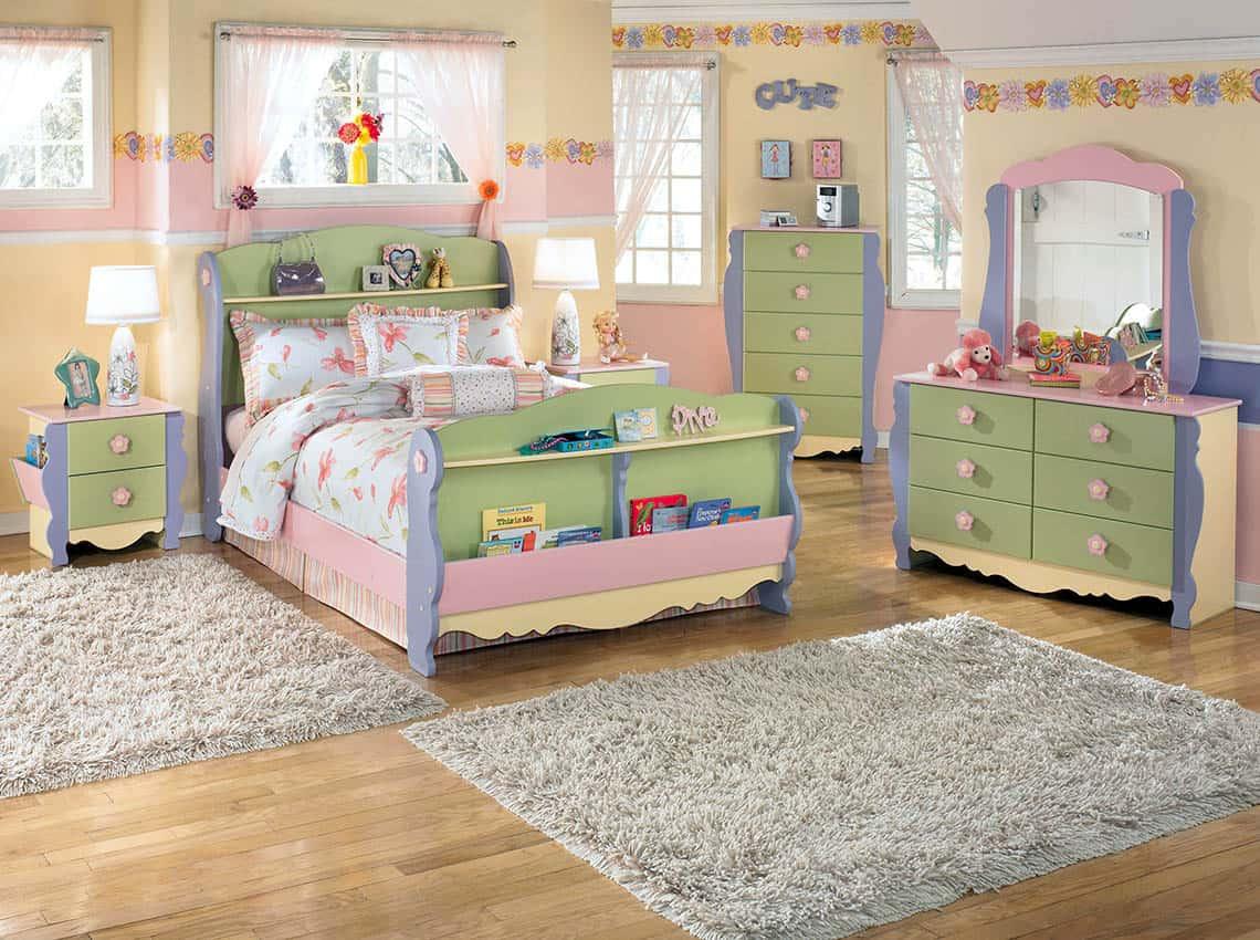 Aká by mala byť vysnená dievčenská izba?