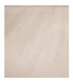 Laminátová podlaha - dub biely