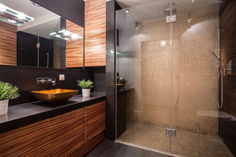 Murované sprchové kúty