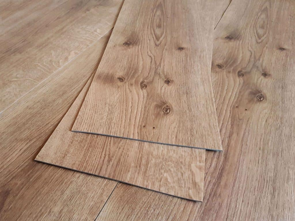 Vinylová podlaha - imitácia dreva