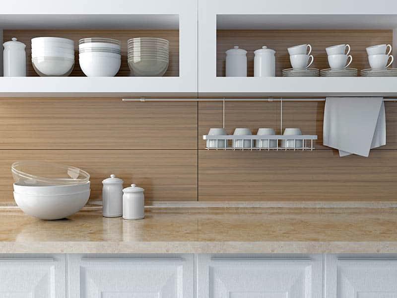 Veľkoformátové obklady do kuchyne