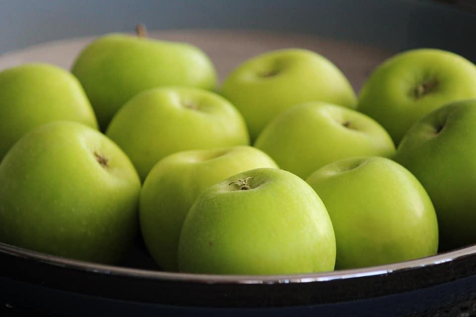 Zelená jablká - zaujímavosti o jablkách