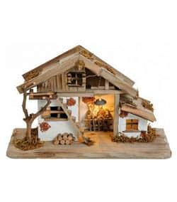 Vianočné dekorácie - Betlehem