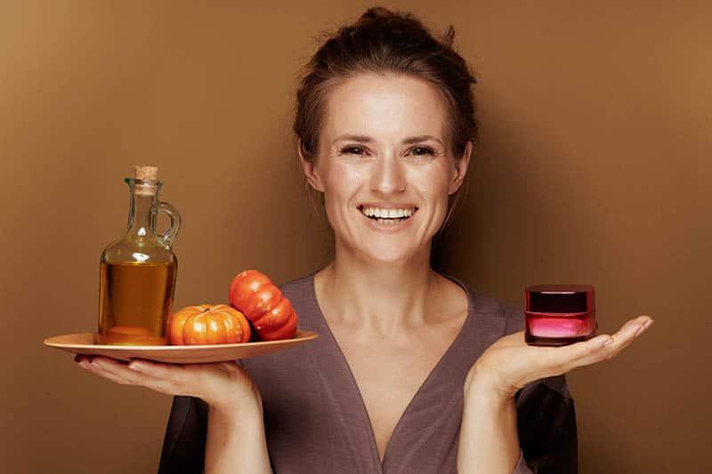 Tekvicový olej a jeho využitie v kozmetike