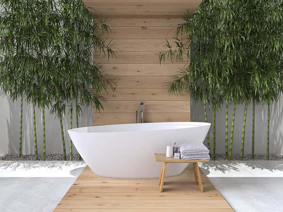 Kúpelňa - Feng – šuej