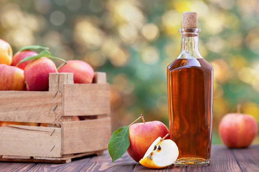 Domáca výroba jablčného octu