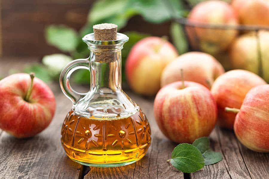 Jablčný ocot bez aróm a chémie