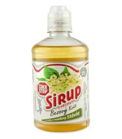 Bazový sirup - 1