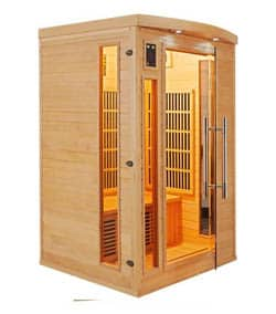 France Apollon 2 - infra sauna v byte