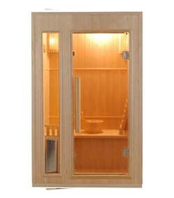 France Zen 2 - fínska sauna v byte